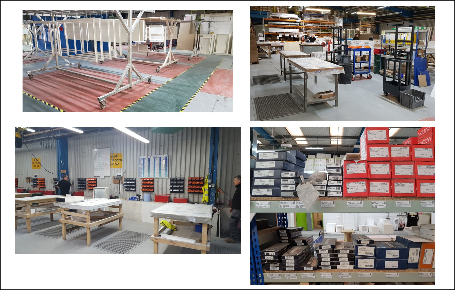 5S & Assembly Line - Manufacturing SME