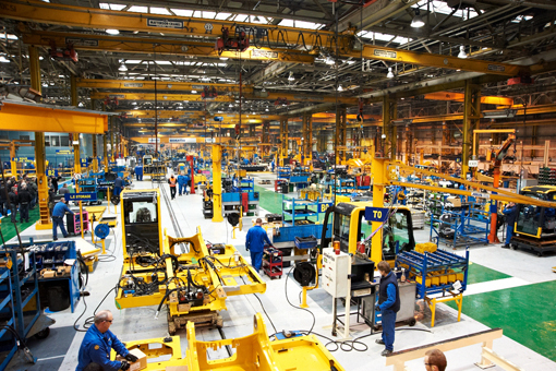 good lean manufacturing factory